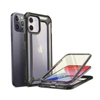 [9美國直購] SUPCASE Unicorn Beetle EXO Pro系列保護殼 for iPhone 12 / iPhone 12 Pro (6.1吋) 水藍/黑/紫 3色