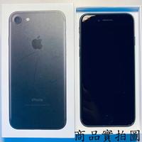 「福利品,無保固」Apple iPhone 7 黑色 128G 智慧型手機 (MN922TA/A)(已過保)