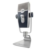 ::: 亞邁樂器 ::: AKG Lyra 電容式USB麥克風/多指向性/手機直播/$6880/預定商品/預付訂金