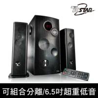 【TCSTAR】可分離式藍牙/FM/USB/AUX 2.1環繞劇院喇叭(TCS9200)