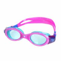 【SPEEDO】兒童運動泳鏡-抗UV 防霧 蛙鏡 游泳 訓練 紫湖水綠(SD811595C586N)