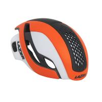 【LAZER】Bullet 空氣力學安全帽(橘/白)