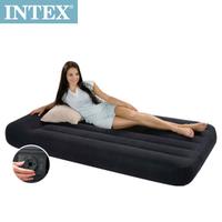【INTEX】舒適型內建電動幫浦充氣床墊