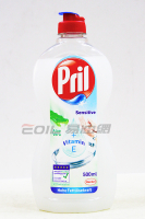 PRIL 高效能洗碗精 白色敏感皮膚 500ml #62056