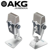【AKG】LYRA USB MIC 立體聲麥克風 手機直播神器(公司貨原廠保固)