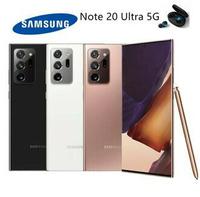全新未拆SAMSUNG Galaxy Note 20 Ultra 5G 12G/128G跟12/512G 國際版 6.9吋 1億畫速 台灣保固18個月 分期0利率