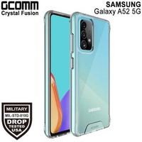 【GCOMM】三星 A52 5G 晶透軍規防摔殼 Crystal Fusion(三星 Galaxy A52 5G)