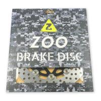 ZOO 白鐵碟盤 浮動碟 碟盤 不鏽鋼碟盤 260mm 適用 勁戰 三代戰 四代戰 BWS BWSR