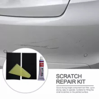 Car Scratch Repair Kit Car Body Putty Scratch Filler Assistant Smooth Painting Repair Tool Auto Care Car-styling