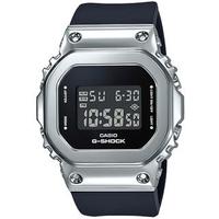 【CASIO 卡西歐】G-SHOCK 輕巧潮流電子手錶(GM-S5600-1)
