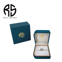 ROYAL SCHMIED 皇家鍛造真鑽戒指100%實拍 男性鑽戒 戒圍可調 保證正品 男性必備(價格可小議