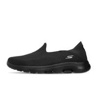 Skechers 休閒鞋 Go Walk 5 Outclass 黑 全黑 女鞋 後跟可踩 【ACS】 15927BBK
