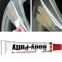 Car Paint Surface Depth Scratch Repair Pen Skin Car Tyre Care Tread Paint Care Car Body Putty Fix it pro 15g Scratch Filler Pain