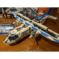 Lego 樂高 42025 Technic 科技系列 貨運飛機 Cargo Plane 二手