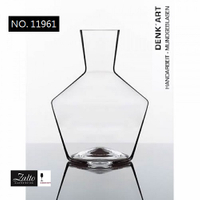 【ZALTO DENK ART】 Decanter醒酒器 11961 (手工吹製)
