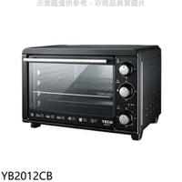 樂點3%送=97折+現折500★東元【YB2012CB】20公升電烤箱