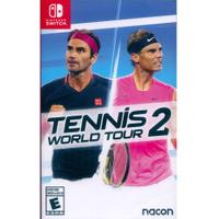 NS SWITCH 網球世界巡迴賽 2 中英文美版 Tennis World Tour 2 【一起玩】