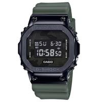 【CASIO 卡西歐】經典個性數位休閒錶/G-SHOCK金屬系列(GM-5600B-3)