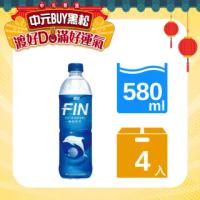 【黑松】黑松FIN補給飲料(580ml X4入)
