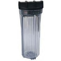【Banana Water Shop】標準型10吋濾殼~透明~耐壓衝擊