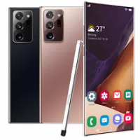 Global Version Galxy Note20U+ Smartphone 16GB 512GB 7.5Inch 5000mAh Android 10.0 Snapdragon 865 Mobilephone 4G5G Phones
