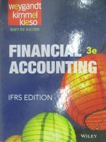 【書寶二手書T8/大學商學_D1B】Financial Accounting: IFRS3/e_Weygandt, Jerry J.