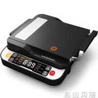 利仁LR-D4000電餅鐺110V專用雙面加熱家用電餅檔煎餅機烙餅鍋