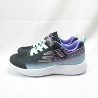 Skechers DYNA LITE SHIMMER 中童鞋 302456LBKMT 黑漸層藍【iSport愛運動】