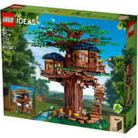 【麥斯與亞當】LEGO 21318 Tree House