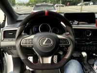 [細活方向盤] 麂皮牛皮款 Lexus RX ES GS LS 凌志 方向盤 變形蟲方向盤 造型方向盤