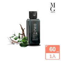 【MG 瑪格諾莉雅】95%天然植萃歐盟香水控油洗髮精賦活調理運動型控油抗屑強健髮根(60ml)