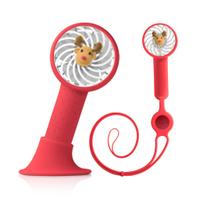 bone Lanyard Fan 蹦克 手持頸掛桌立三用立扇 手持風扇 立扇 USB風扇迷你風扇 隨身風扇 頸掛扇