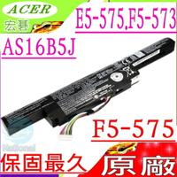 ACER E15 ,E5-575G 電池(原廠)-宏碁 AS16B5J,AS16B8J,E5-575G-53VG,E5-575,F5-575,3INR/19/65-2
