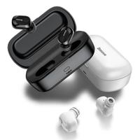 【Baseus 倍思】W01 TWS真無線藍牙耳機