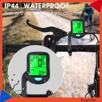 Lar _ Speeding Reminder Speedometer 無線自行車電腦多功能自行車