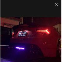 日本 VALENTI Subaru BRZ TOYOTA 86 後燈 煞車燈 後霧燈 後尾燈 Led