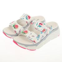 【SKECHERS】女 健走系列涼鞋 MAX CUSHIONING SANDAL(140119WMLT)