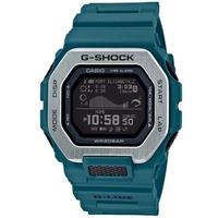 【CASIO 卡西歐】G-SHOCK 藍芽連線衝浪運動錶(GBX-100-2)