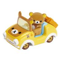 【TOMICA】騎乘系列 拉拉熊(小汽車)