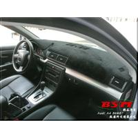 BSM|黑色絨毛避光墊|Audi A4 S4 RS4 B5 B6 B7 B8 B9 Avant ABT