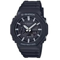 CASIO G-SHOCK 農家八角衝力腕錶/GA-2100-1A