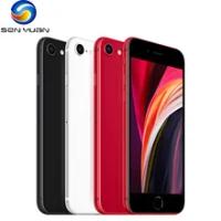 Original Apple iPhone SE 2020 4G LTE Mobile Phone Unlocked A13 3G RAM 64/128/256GB ROM Hexa Core Cellphone 4.7'' IOS SmartPhone