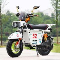 電瓶車 祖瑪電動車 踏板電動摩托車小猴子M3電瓶車60/72V電動鬼火摩托車 JD 全館85折起