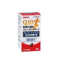 【Sato】佐藤Q10膠囊(90粒)