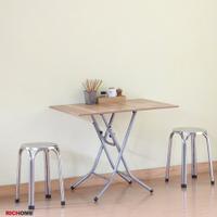 不銹鋼圓凳(高)-12入 圓凳  高腳凳   餐椅  吃飯椅  會議椅   RICHOME   CH1275
