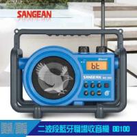【SANGEAN】二波段藍牙職場收音機 BB100