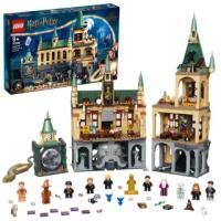 【LEGO 樂高】哈利波特系列 Hogwarts Chamber of Secrets 76389 霍格華茲 消失的密室(76389)