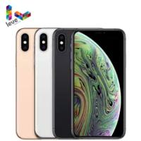 Apple iPhone XS Max Mobile Phone 6.5inch A12 Bionic Original iOS 4GB RAM 64GB/256GB ROM Hexa Core 12MP NFC 4G LTE Cellphone