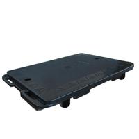 【HS 勾勾樂】組合式 塑膠PP棧板 HS-480D(2入組   組合棧板)