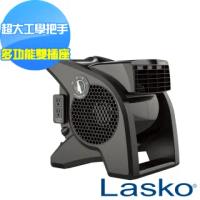 【Lasko】AirSmart 黑武士 渦輪循環風扇 U15617TW